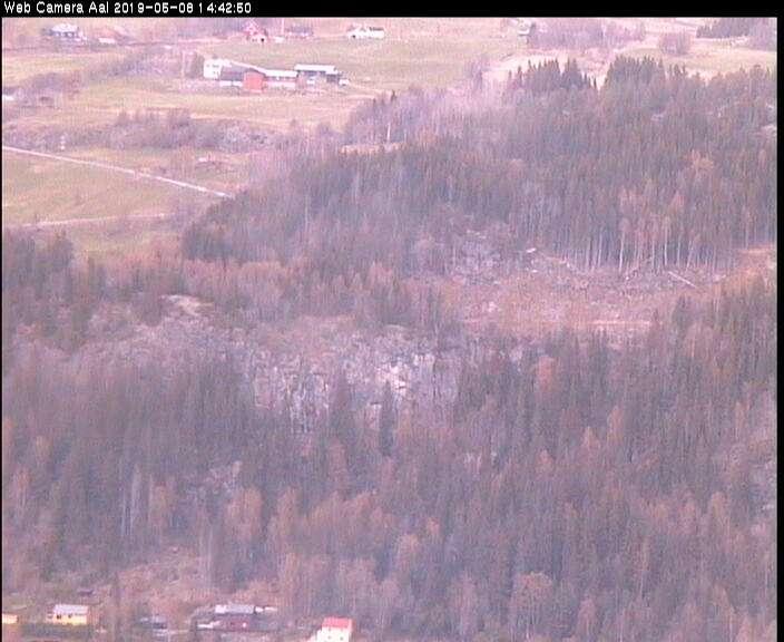 Webcam de la Estación de Esquí de Hallingdal